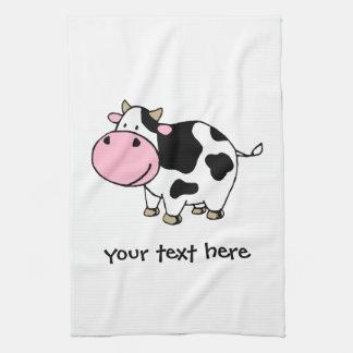Vaca Toallas De Mano