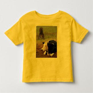 Vaca y caballo t shirts