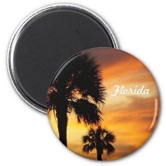 Vacaciones de la Florida Iman De Frigorífico