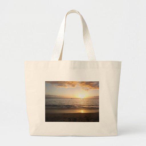 Vacaciones de la playa bolsa
