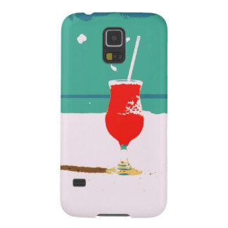 ¡Vacaciones de la playa! Funda Para Galaxy S5
