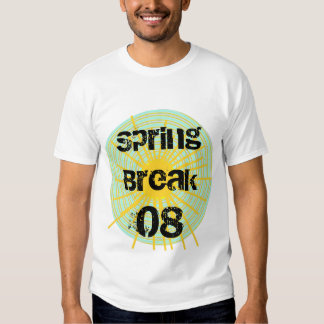 Vacaciones de primavera 08 remera