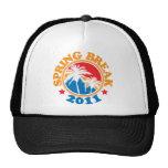 Vacaciones de primavera 2011 gorras de camionero