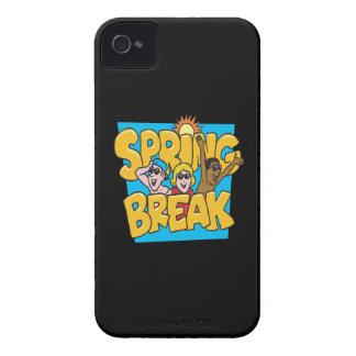 Vacaciones de primavera 3 iPhone 4 fundas