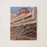 Vacaciones del barco de cruceros del vintage; ¡Fie Puzzle