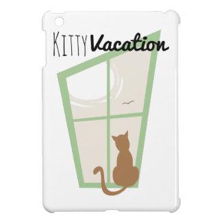 Vacaciones del gatito