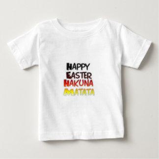 Vacaciones felices bendecidas de Pascua Hakuna Playeras