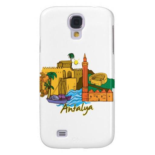 vacaciones image.png del viaje de Antalya Funda Para Galaxy S4