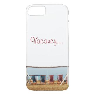 Vacancy iPhone 7 Case