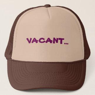 Vacant Trucker Hat