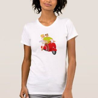 Vacanze Romane - La Dolce Vita Tee Shirt