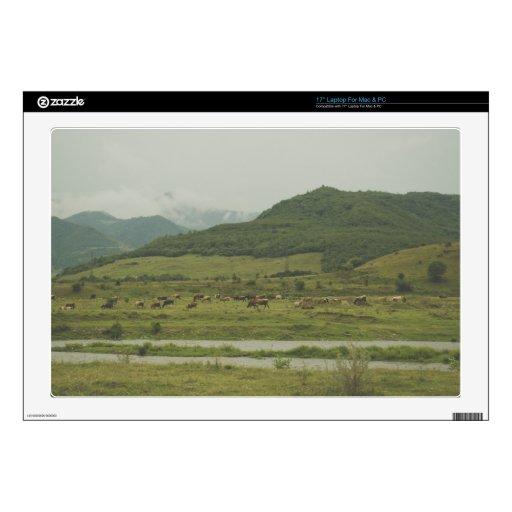 Vacas Calcomanías Para 43,2cm Portátiles