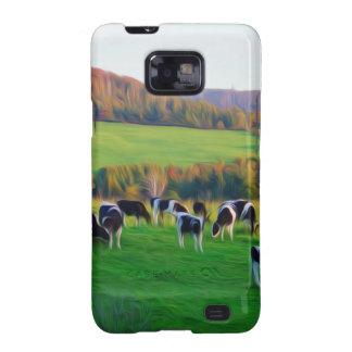 Vacas en el campo galaxy s2 carcasa