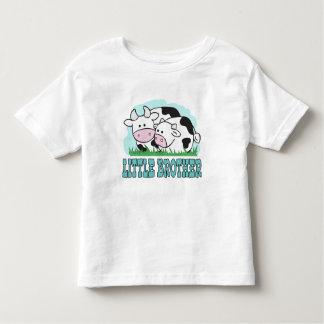 Vacas lindas pequeño Brother Playera De Bebé