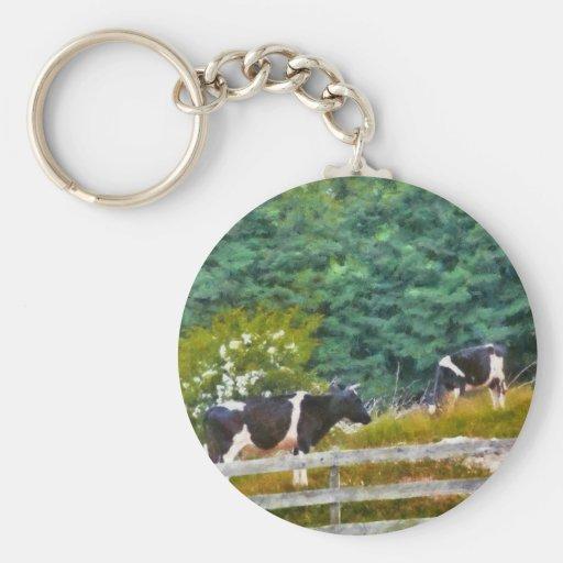 Vacas - MOO Llavero