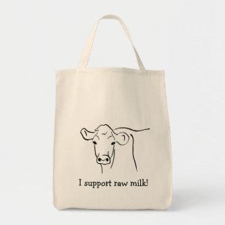 Vacas para la bolsa de asas del ejemplo de la