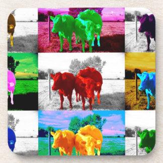 Vacas Posavasos
