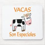 Vacas Son Especiales Mouse Pads