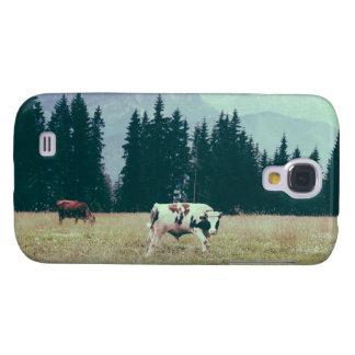 Vacas y montañas