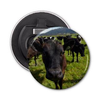 Vacas y Mt Somers Abrebotellas Redondo