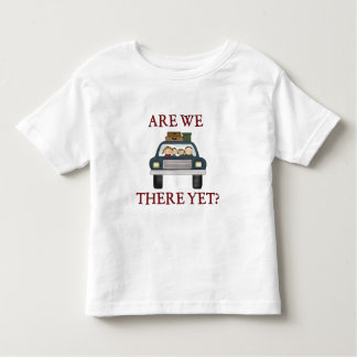 Vacation Are We There Yet T-shirt