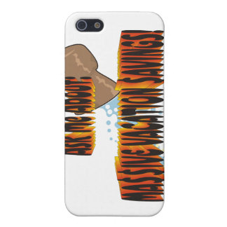 Vacation $avings 2.0 iPhone SE/5/5s cover