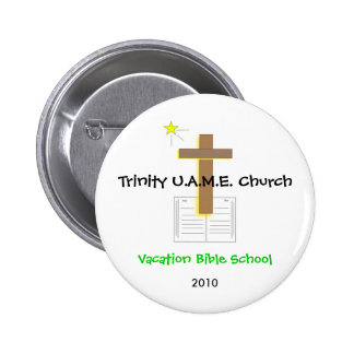 Vacation Bible School Button