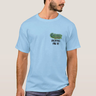 Vacation Bible School Crocodile dock volunteer T-Shirt