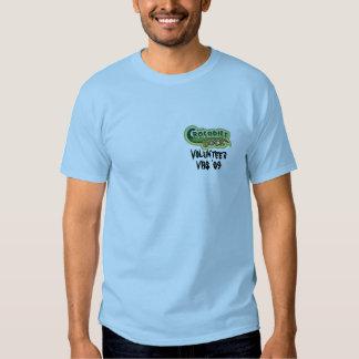 Vacation Bible School Crocodile dock volunteer Tee Shirt