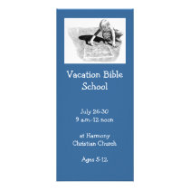 VACATION BIBLE SCHOOL INVITATION CARDS
