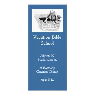 VACATION BIBLE SCHOOL INVITATION CARDS