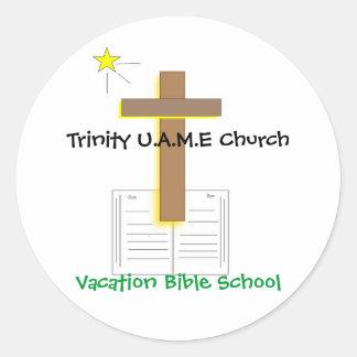 Vacation Bible School Sticker