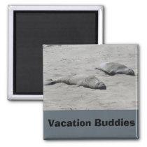 Vacation Buddies Magnet