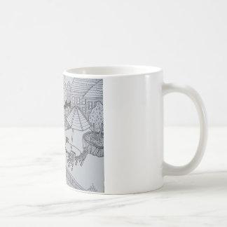 Vacation by Piliero Coffee Mug