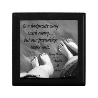 Vacation Forever Friendship Jewelry Box