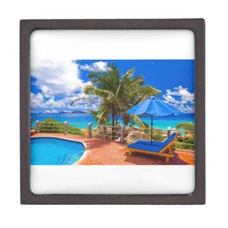 Vacation Getaway Gift Box