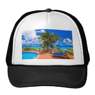 Vacation Getaway Trucker Hat