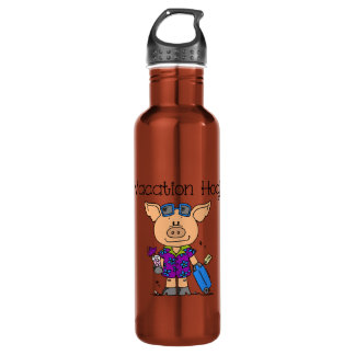 Vacation Hog Stainless Steel Water Bottle