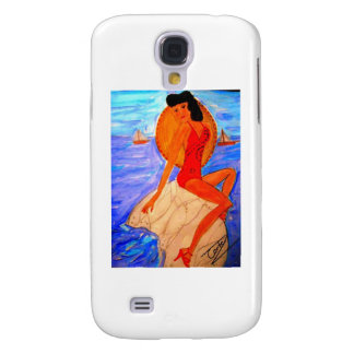 Vacation in 50's Mexico Galaxy S4 Cover
