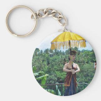 Vacation in Bali Keychain