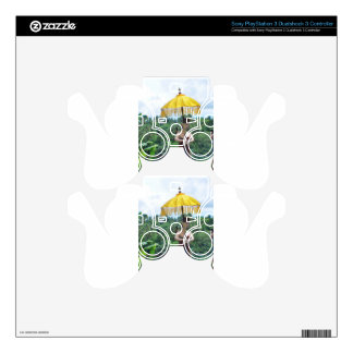 Vacation in Bali PS3 Controller Decal