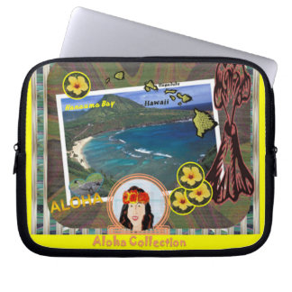Vacation in the Tropics ~ Laptop Sleeves