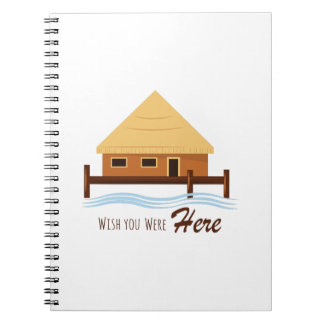 Vacation is Calling Notebooks