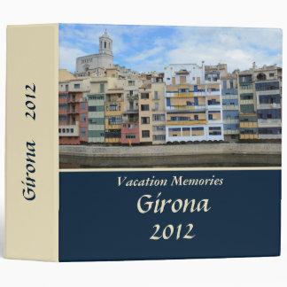 Vacation memories Girona 2'' Binder