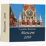 Vacation memories Russia 2'' Binder