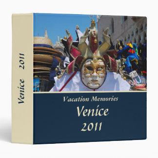 Vacation memories Venice 1.5'' Binder
