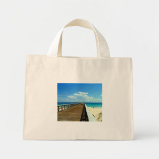 Vacation Mini Tote Bag