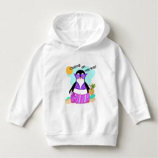 Vacation Penguin Hoodie/Sweatshirt Hoodie
