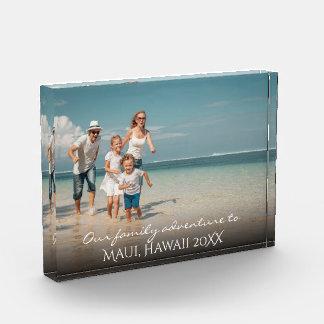 Vacation Photo Family Reunion or Memory Souvenir