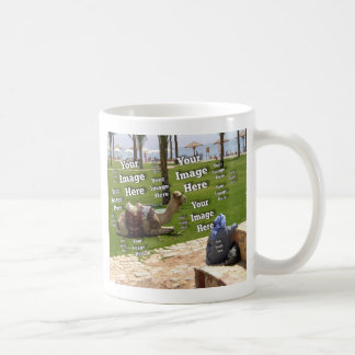 Vacation Photo Template Coffee Mug